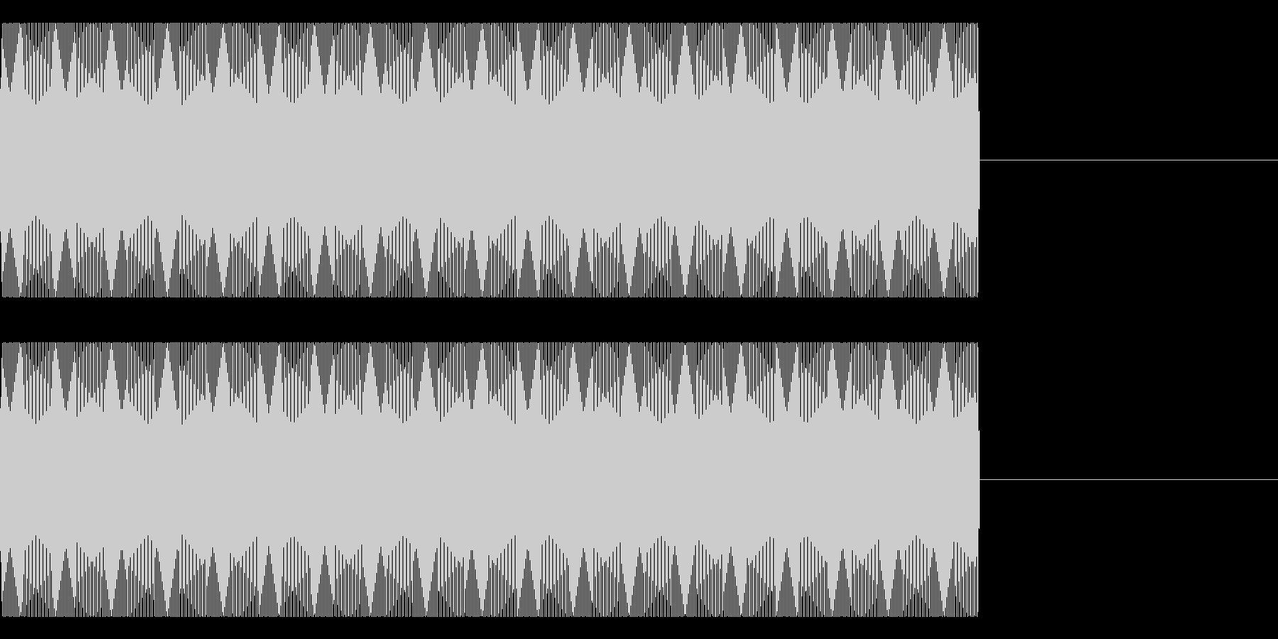 FX・SE/電話/着信音/コール/キーCの未再生の波形