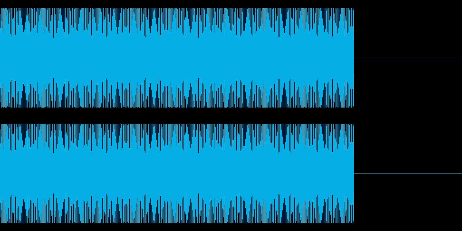 FX・SE/電話/着信音/コール/キーCの再生済みの波形