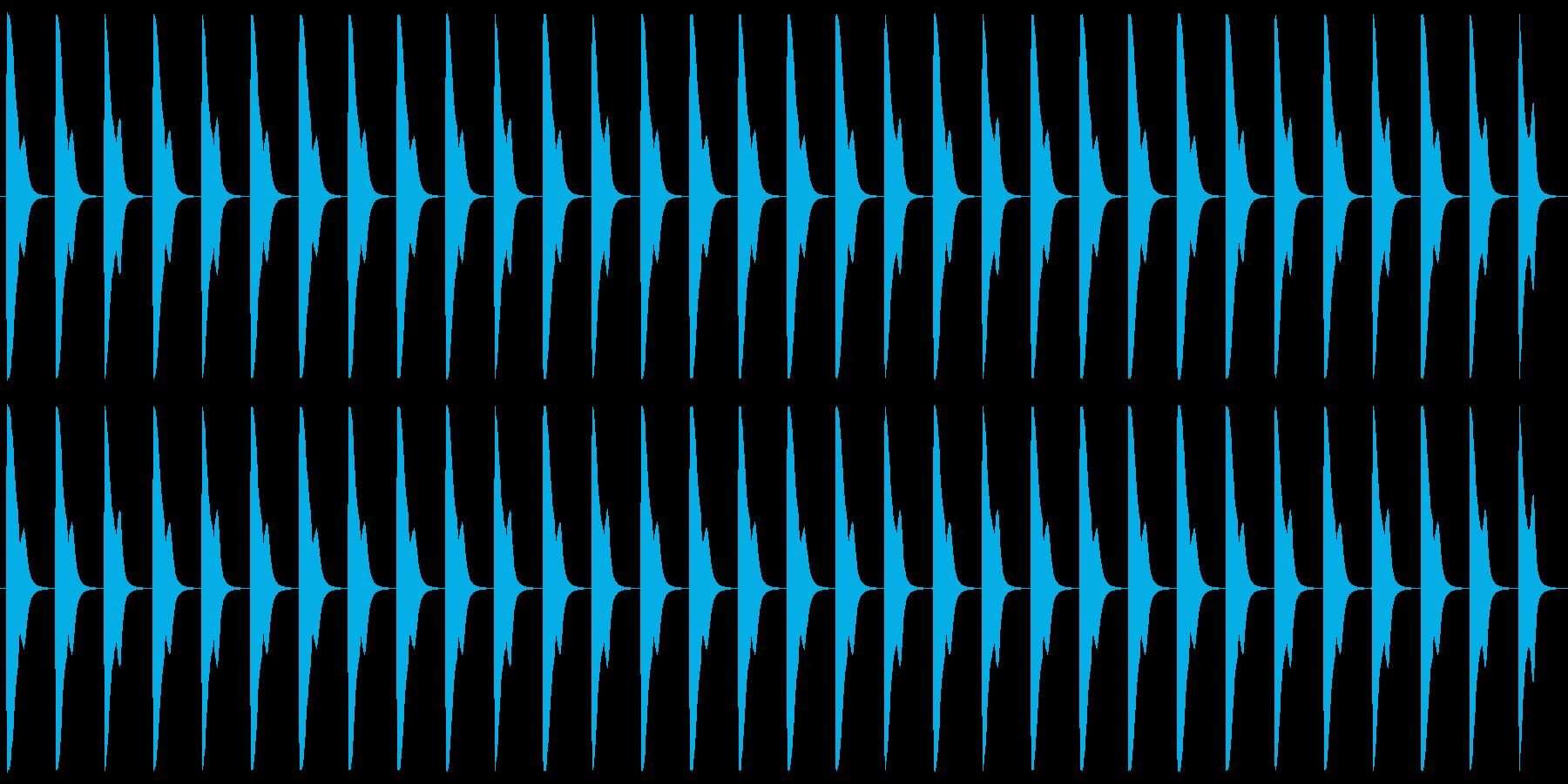 ?マークが浮かんだときをイメージしまし…の再生済みの波形
