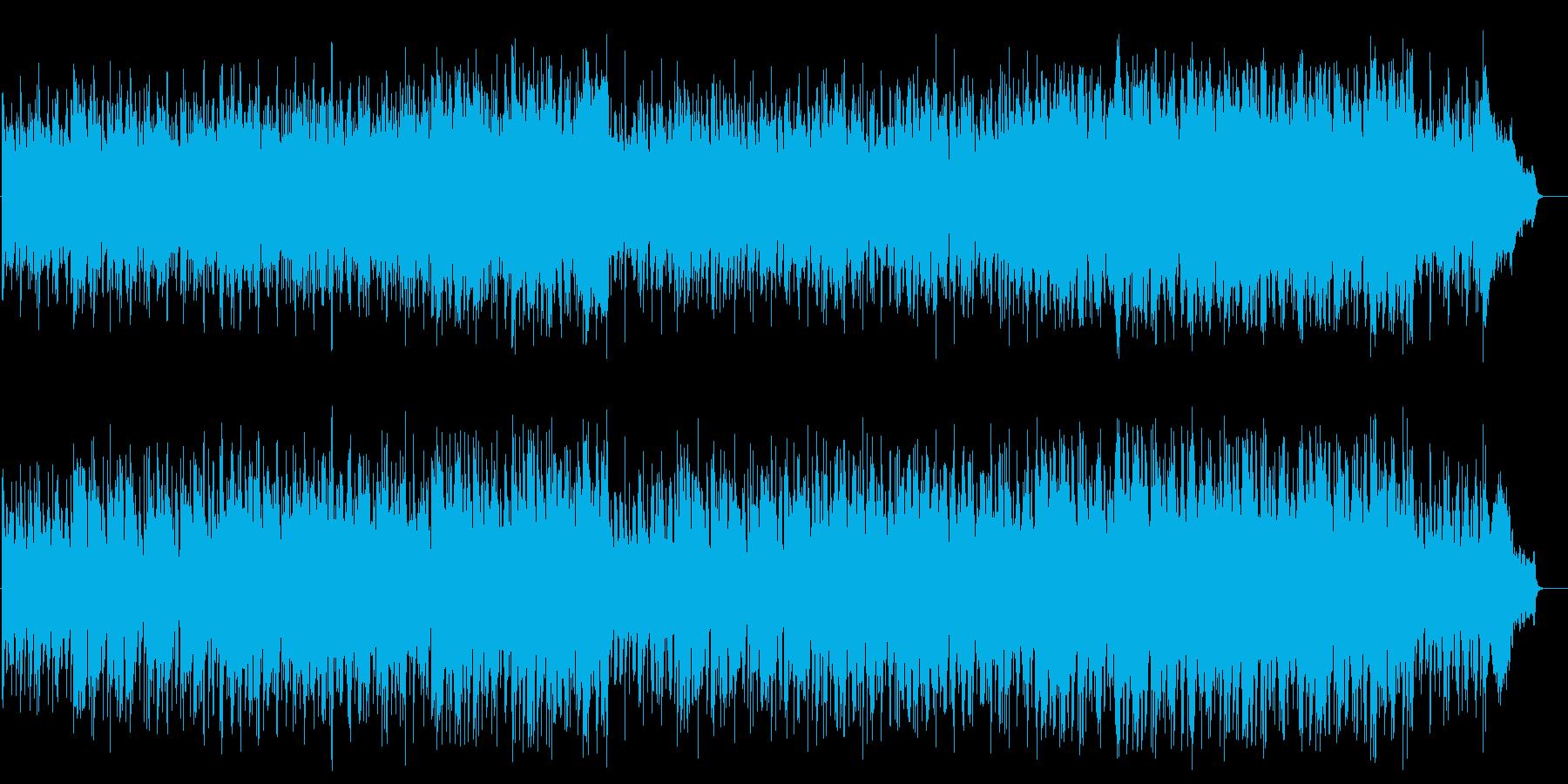 愛を語らうライトバラード(フルサイズ)の再生済みの波形