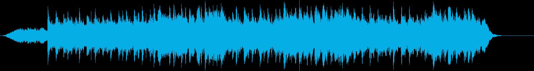 さくら」のオーケストラ風カバーですの再生済みの波形