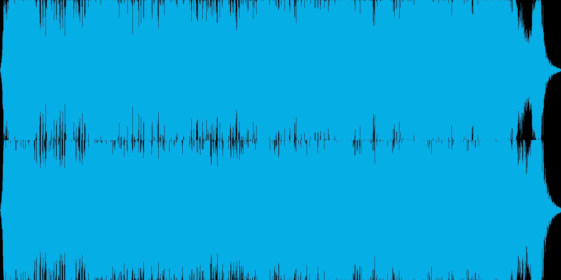 映画・ゲーム用バトルBGM15の再生済みの波形