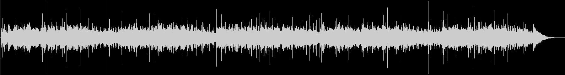 アコギ演奏によるリラックスできるポップスの未再生の波形