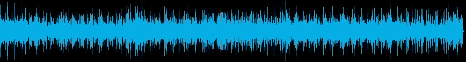 8bit ポップに切なくファンタジックの再生済みの波形