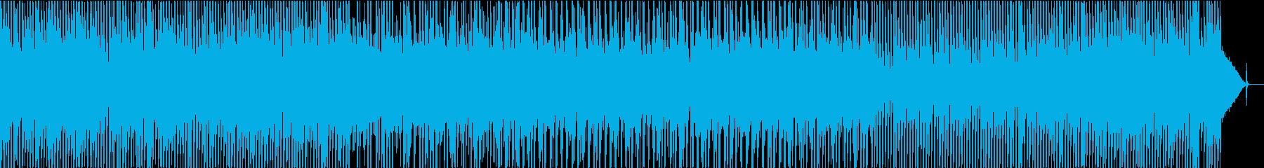 のんびりカントリーフォークの再生済みの波形