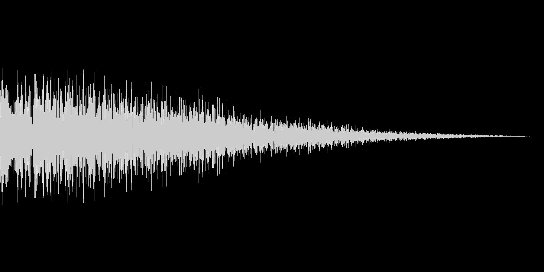 ピラララン(ハープ お知らせ 登場)の未再生の波形