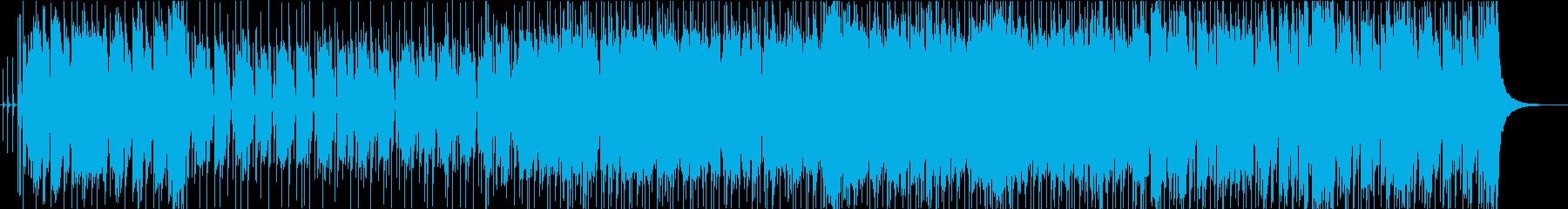 <ギター生演奏>軽快ドキドキワクワク海の再生済みの波形