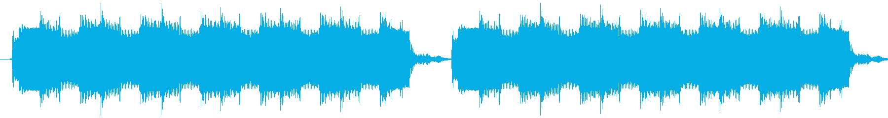 【電話/電子音/呼び出し/ピピピピ】の再生済みの波形