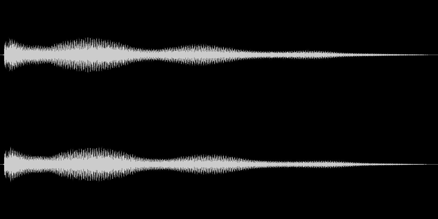 キラキラ系_102の未再生の波形