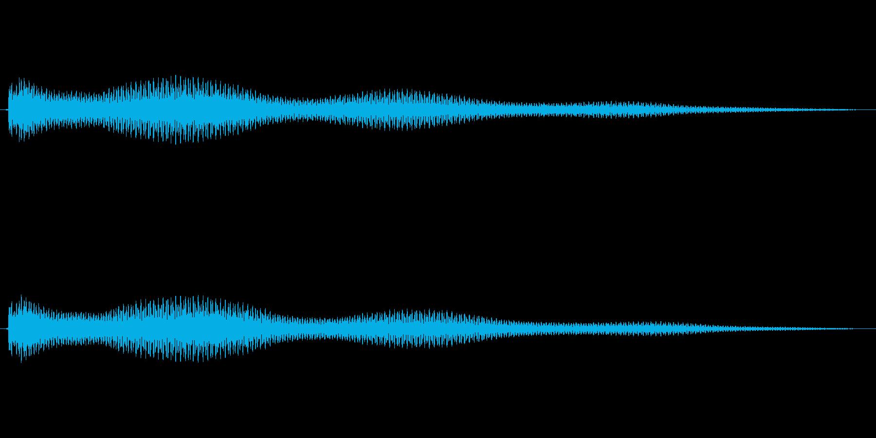 キラキラ系_102の再生済みの波形