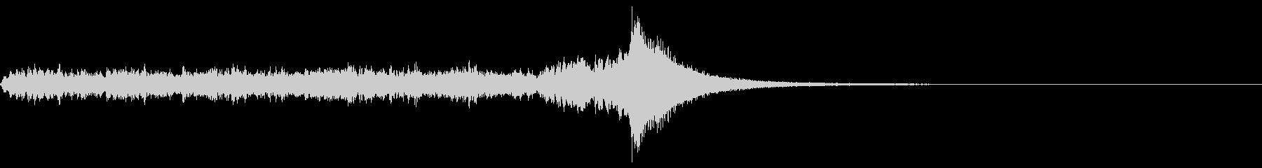 長めのドラムロール(抽選、コンテスト)の未再生の波形
