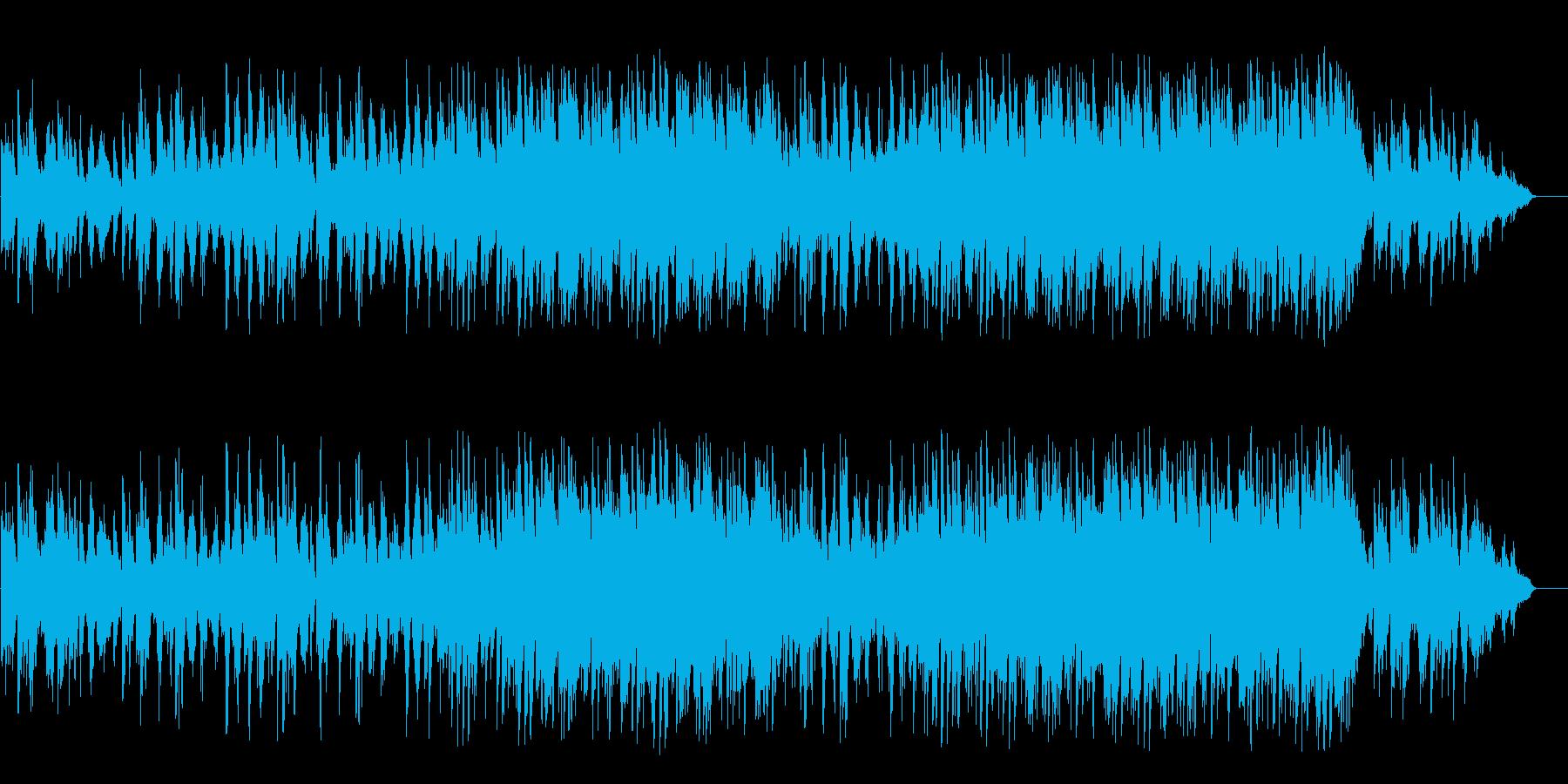 MEMORY/甘い夢恋人達の回想録シーンの再生済みの波形