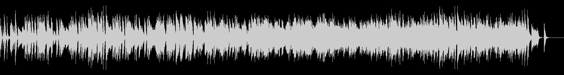 CM 2.昼 ティータイム ボサノバの未再生の波形
