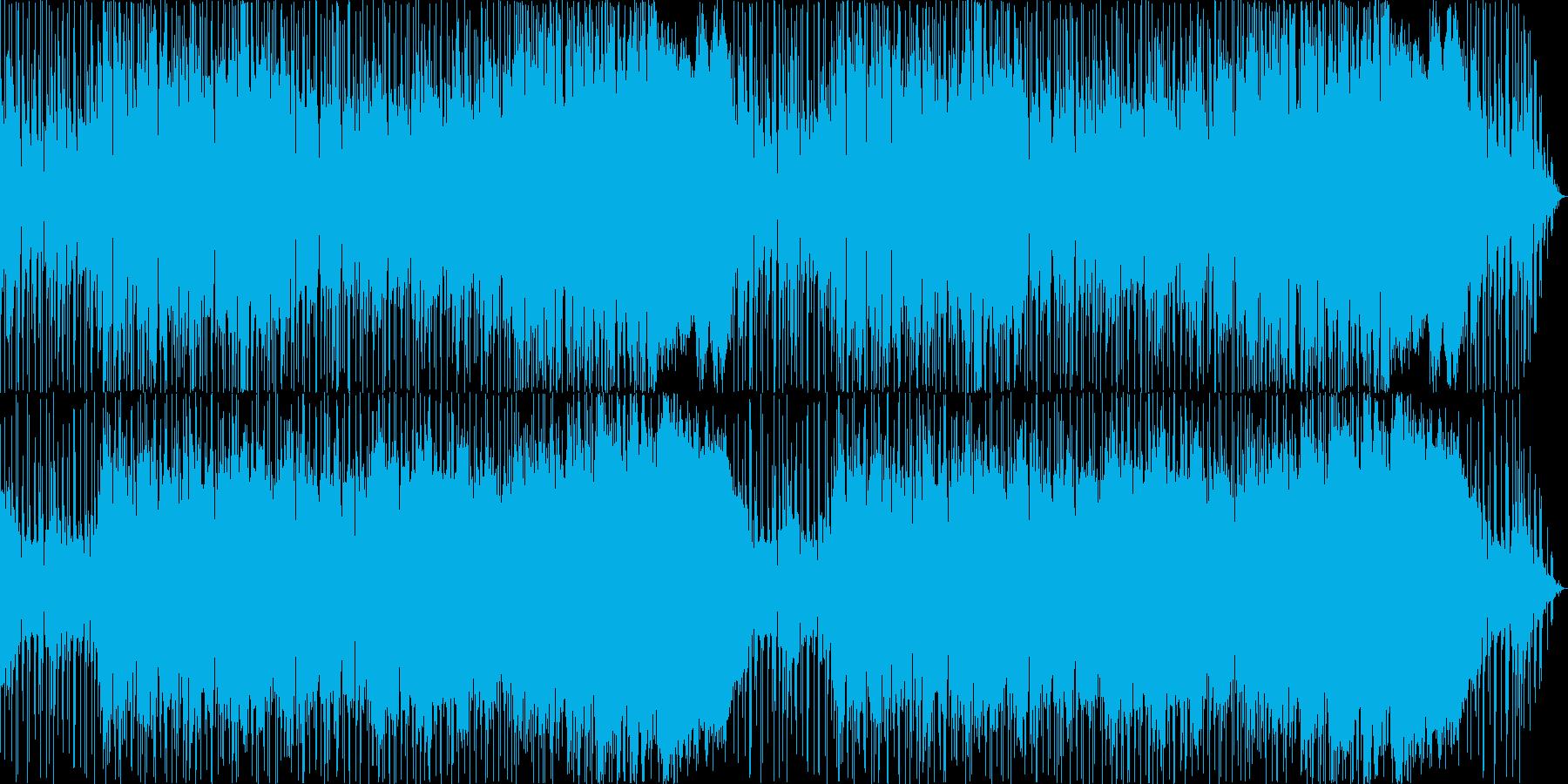 疾走感のある曲です。カーチェイスやレー…の再生済みの波形