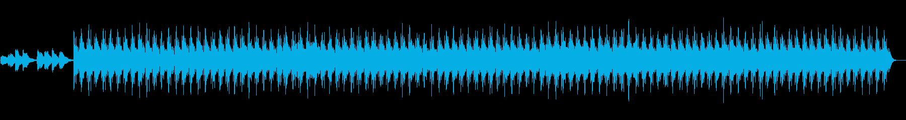 夜 無数のロウソク エレクトロバラードの再生済みの波形