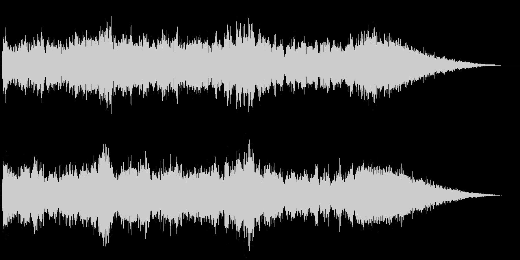 CM企業VPテレビ用高級感オーケストラの未再生の波形