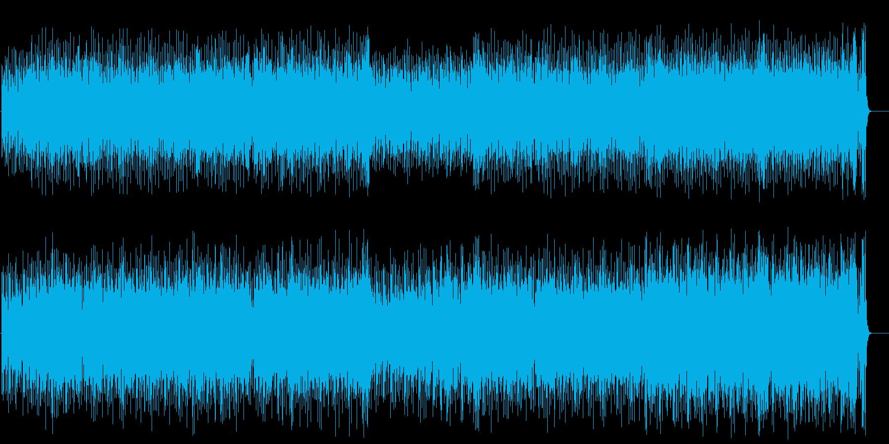 エレクトリックポップス(フルサイズ)の再生済みの波形