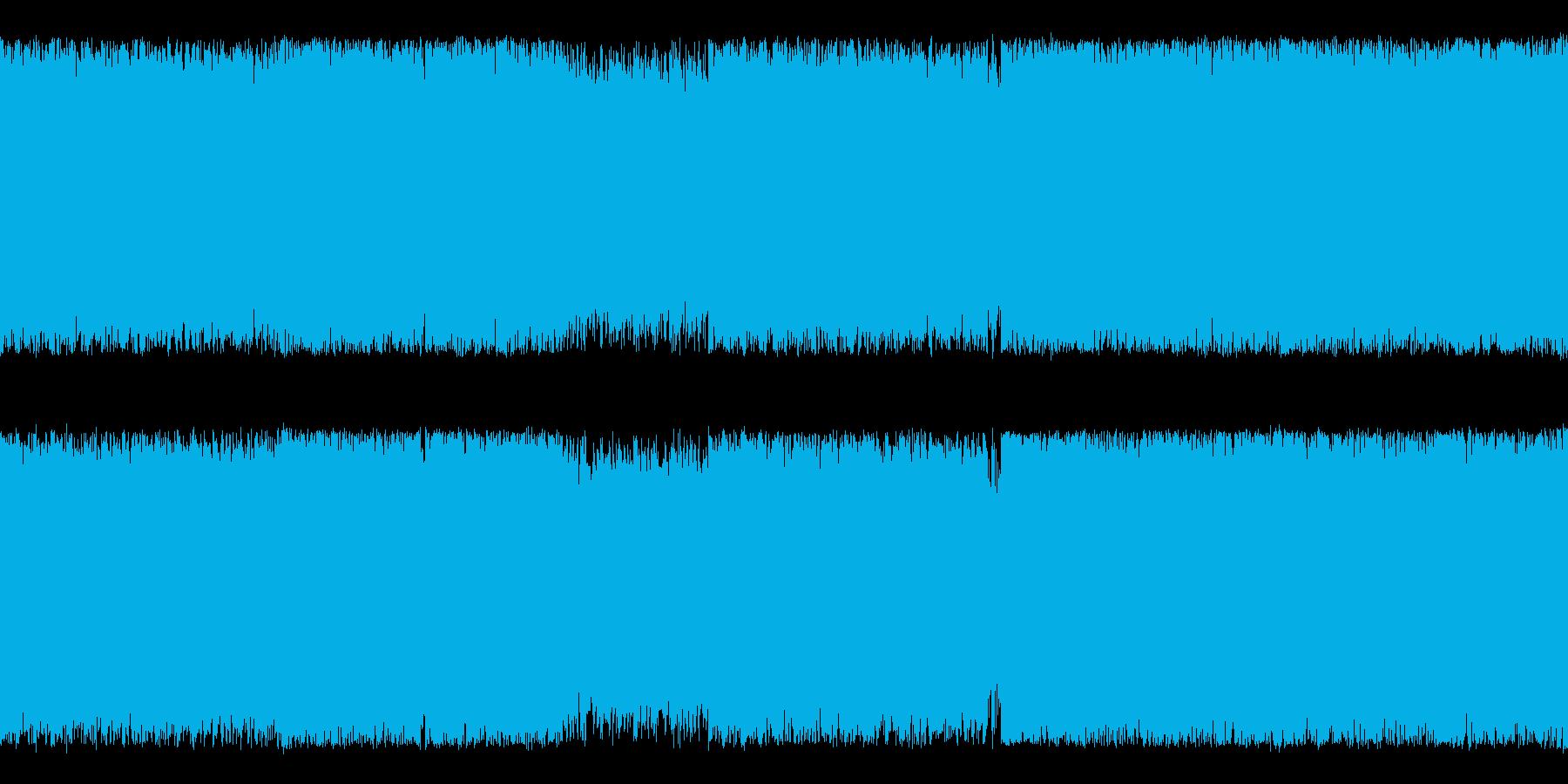 緊迫感のある高速ギターメタルラスボス系…の再生済みの波形
