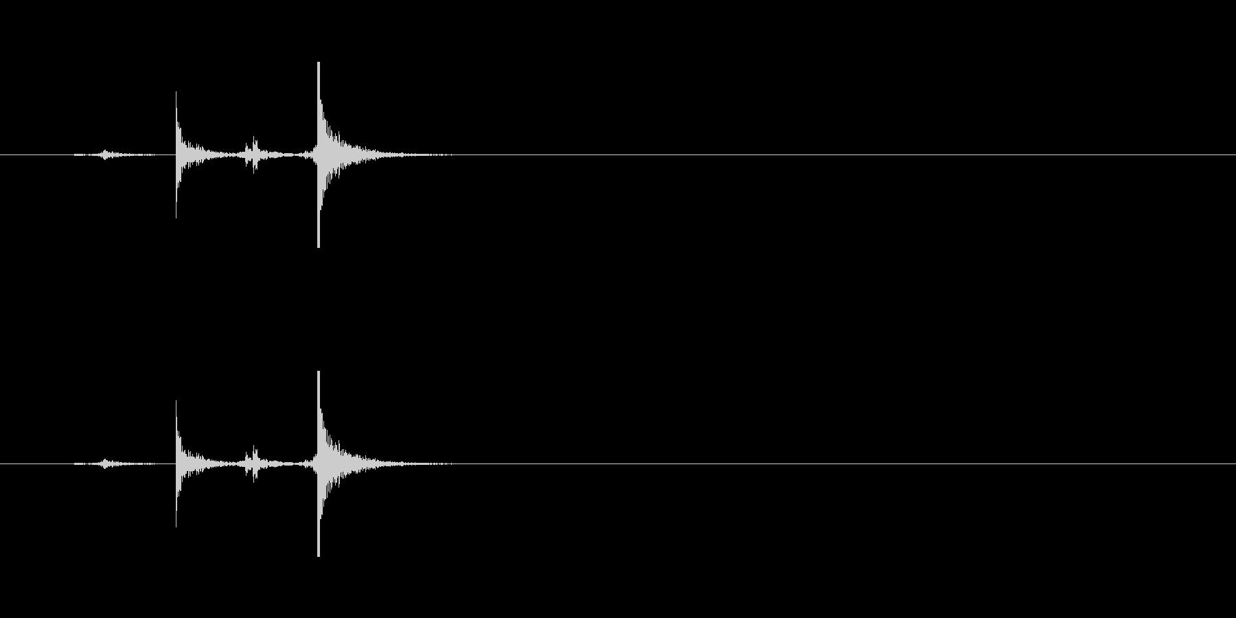 【筆箱01-4(閉じる)】の未再生の波形