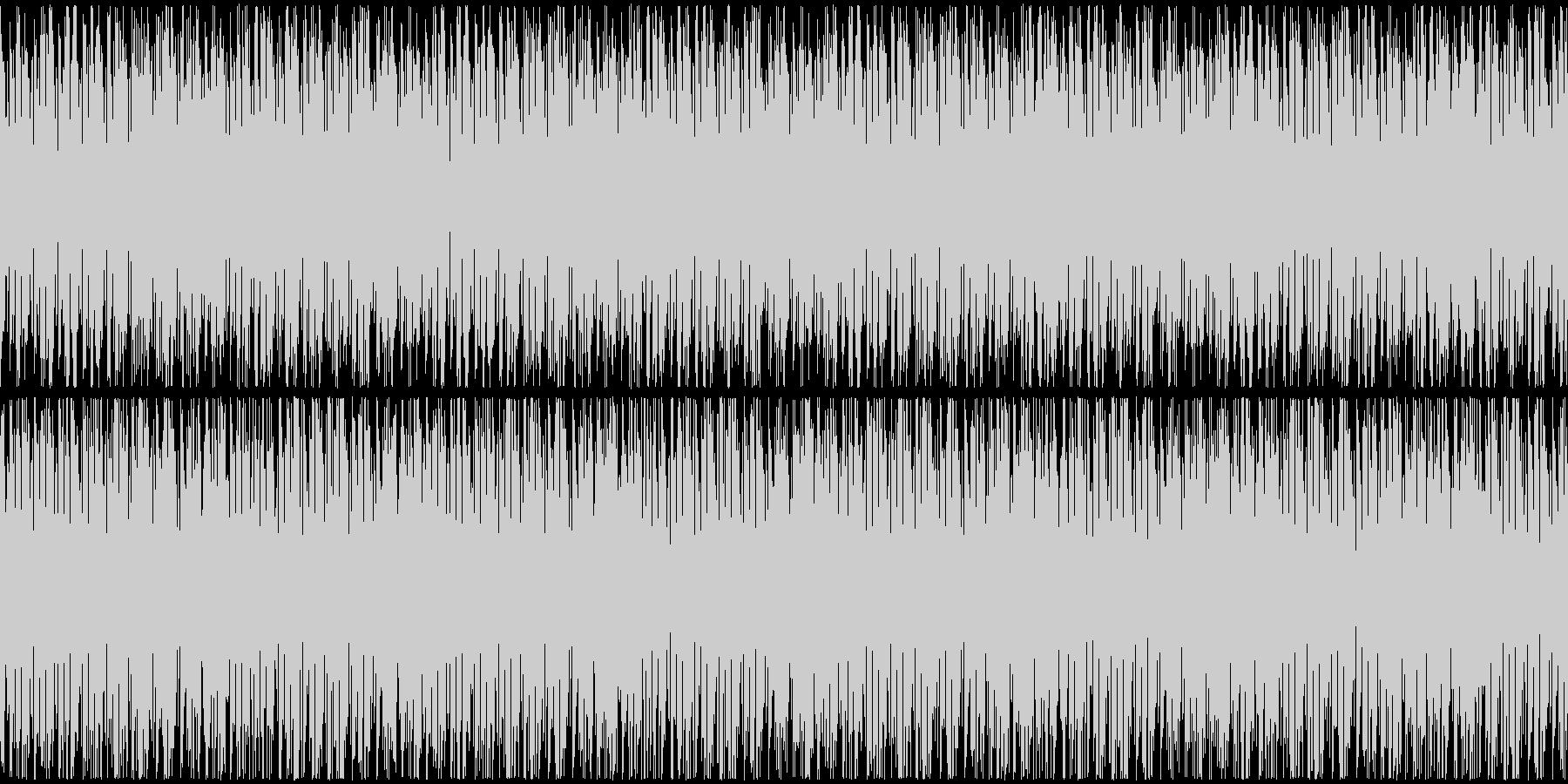 【出陣・ブリーフィングクラシカル】の未再生の波形