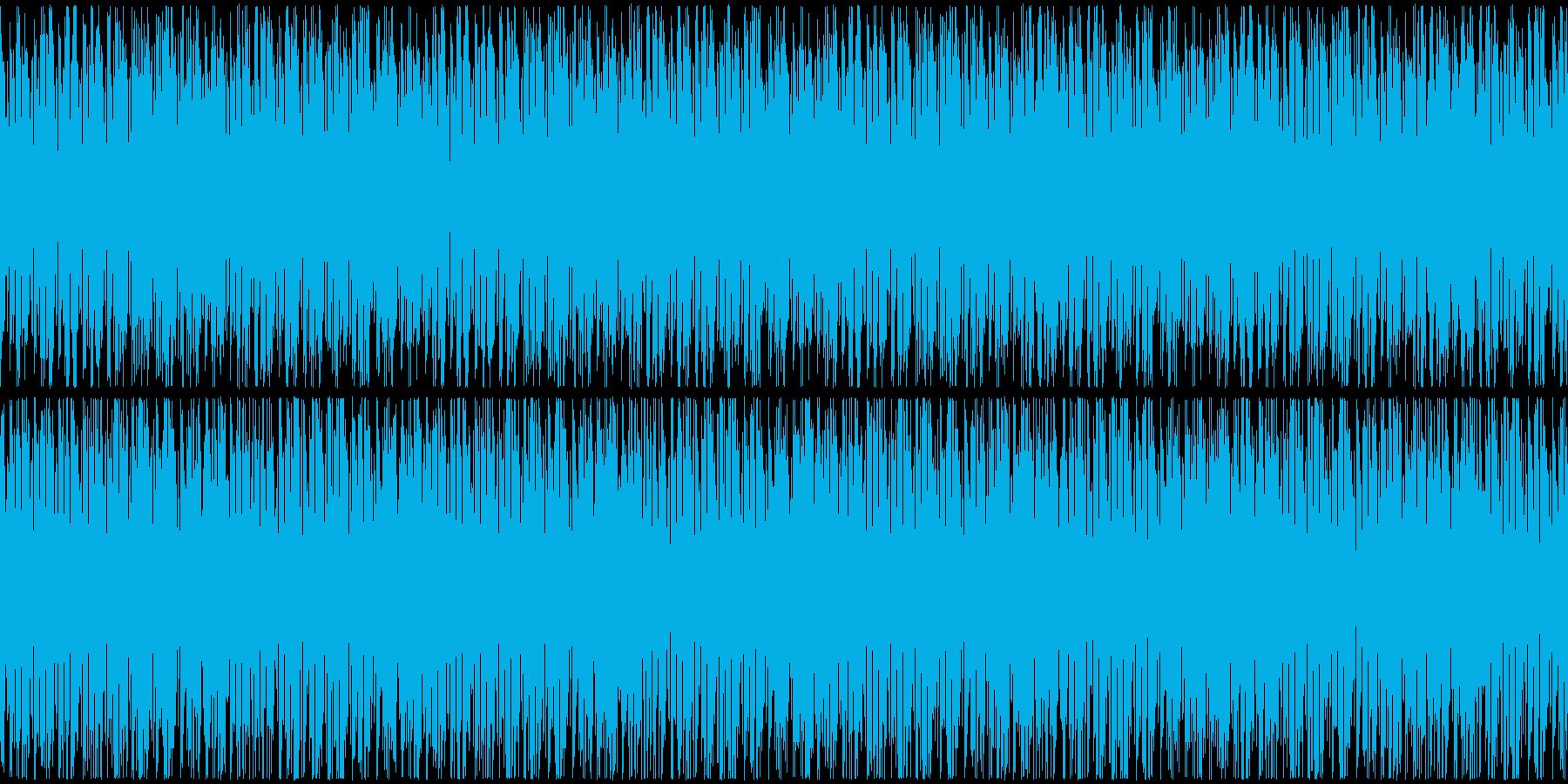 【出陣・ブリーフィングクラシカル】の再生済みの波形