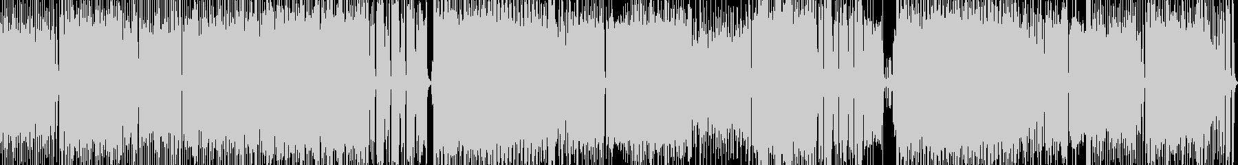 ロックループBGMギターオーケストラ進撃の未再生の波形