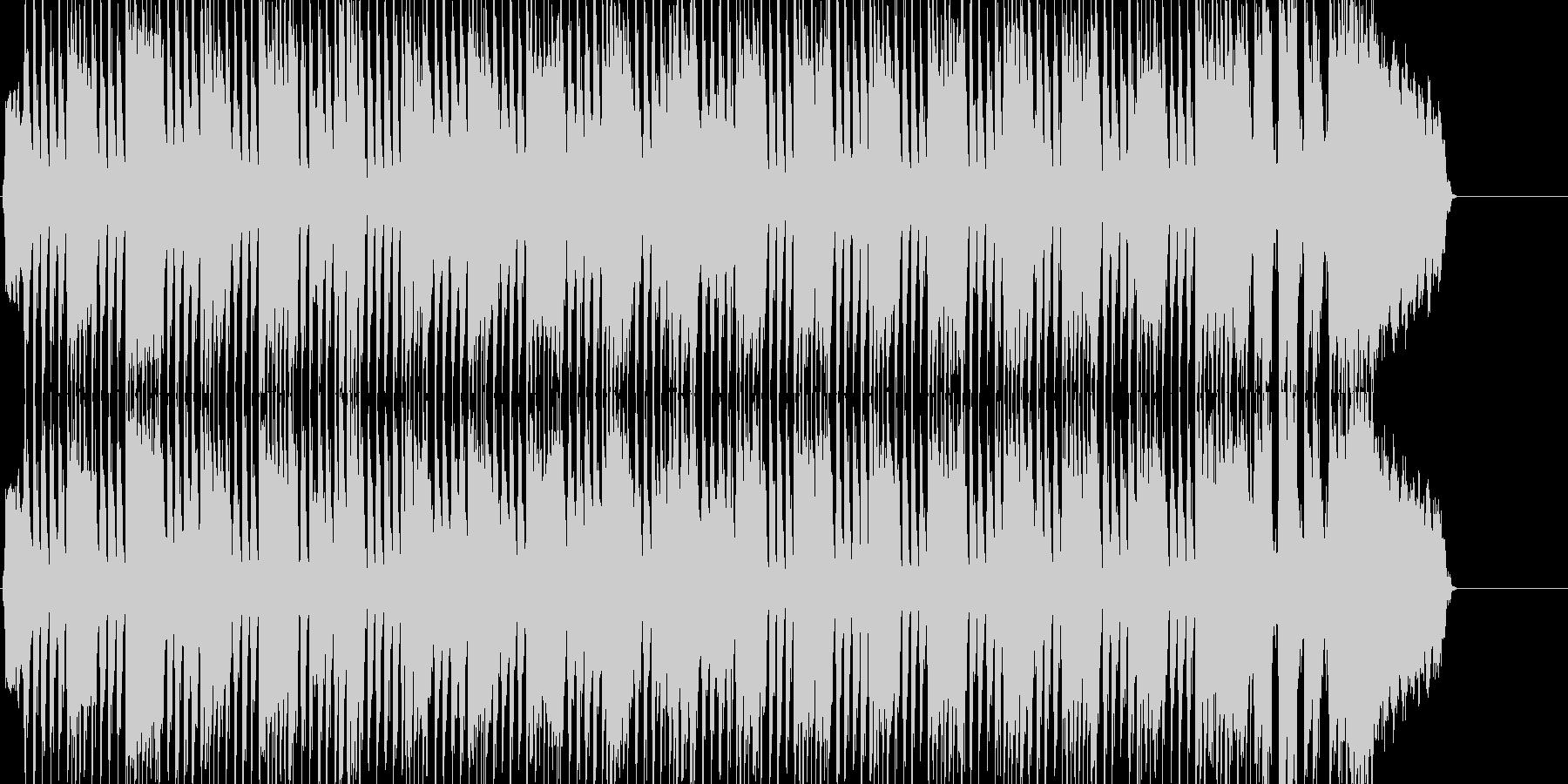 ヘビーロック 悠々 堂々 ブリティッシュの未再生の波形