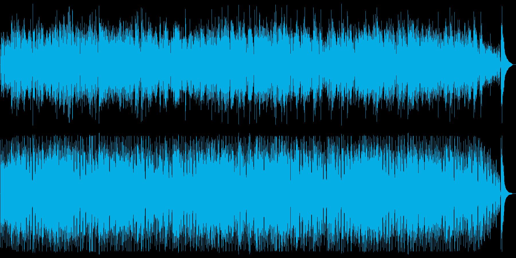 タイスの瞑想曲(acoustic)の再生済みの波形
