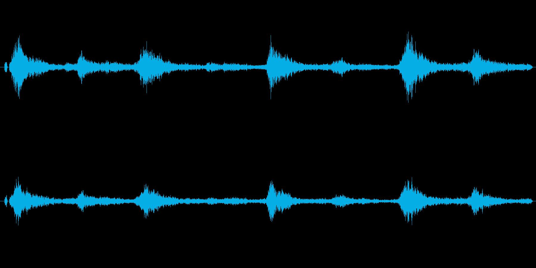 クリスマスのベル、鈴に!ループ可能04の再生済みの波形