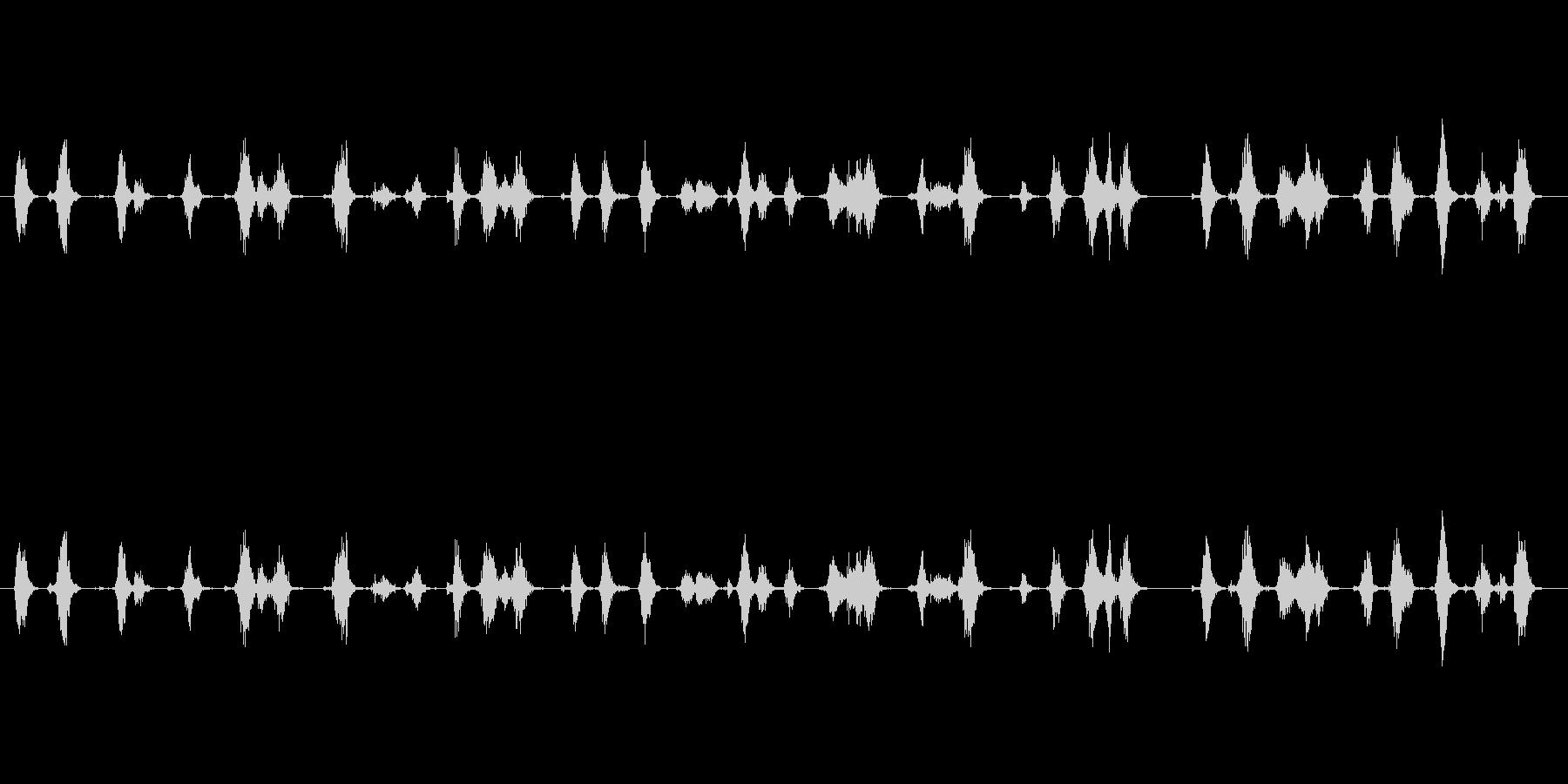 【ボールペン01-02(書く)】の未再生の波形