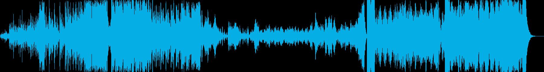EPIC Music ファンタジーの世界の再生済みの波形