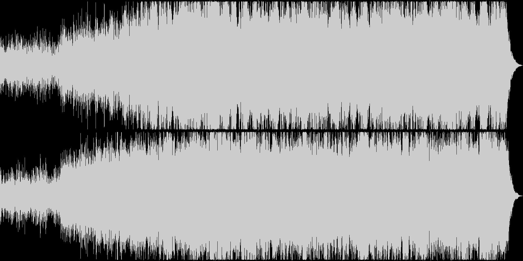 クラシカル30sの未再生の波形
