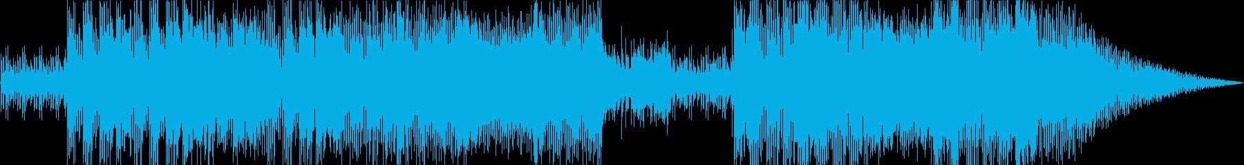 エレクトロボサノバの再生済みの波形