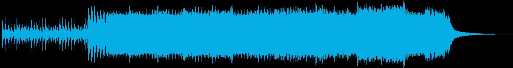 ボス戦や最終局面に合いそうなピアノ曲 1の再生済みの波形