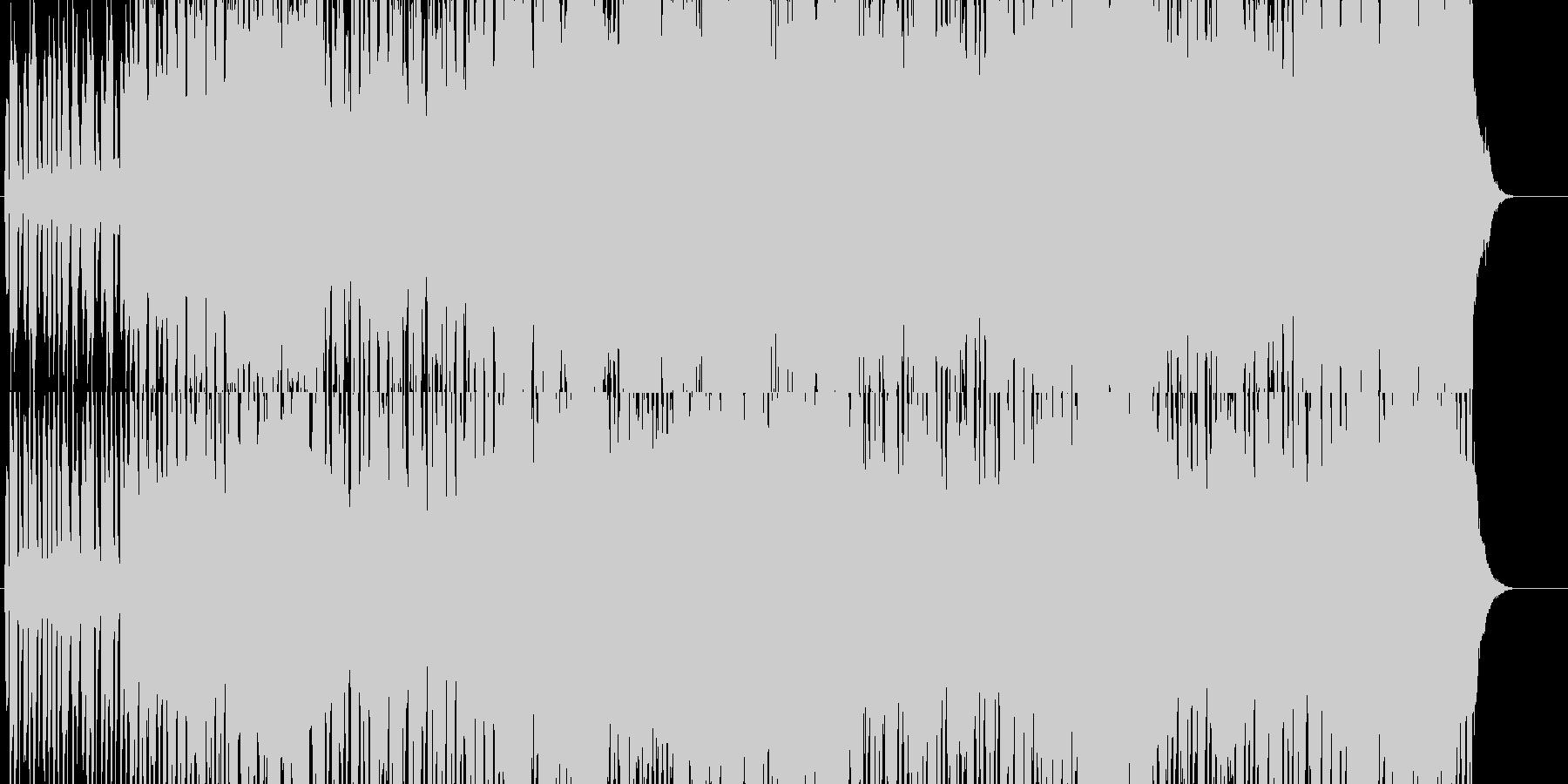 BGMで使えるファンタジー音楽の未再生の波形