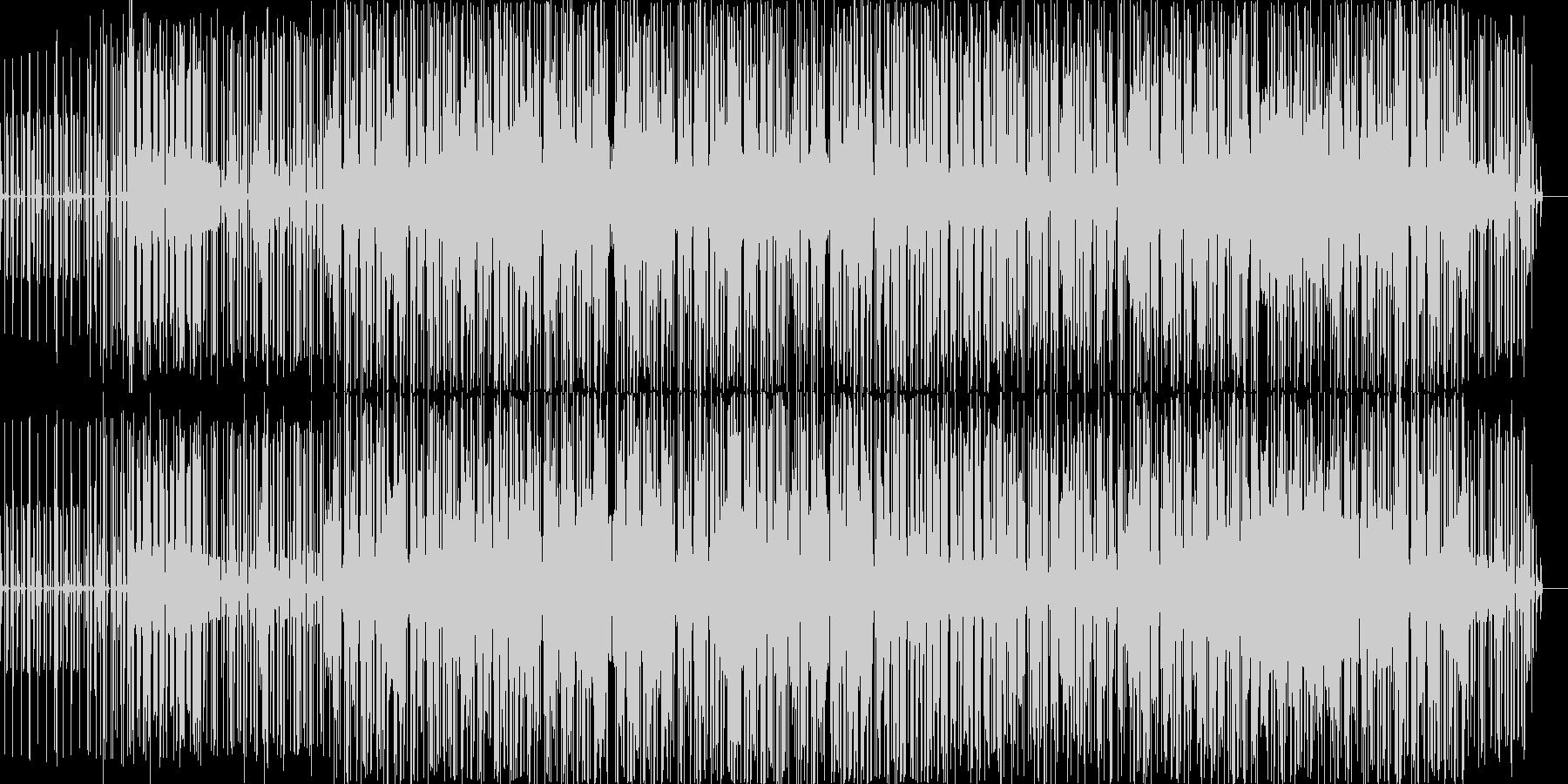 ブレイクビーツが奏でるヒップホップの未再生の波形