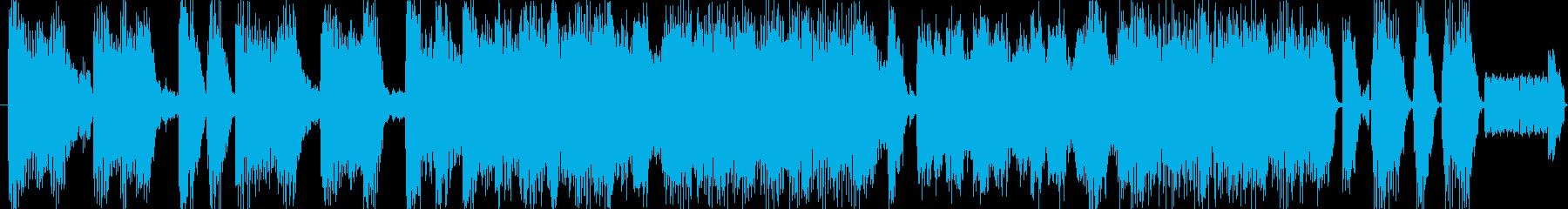 15秒ロック楽曲勢いすごい。の再生済みの波形