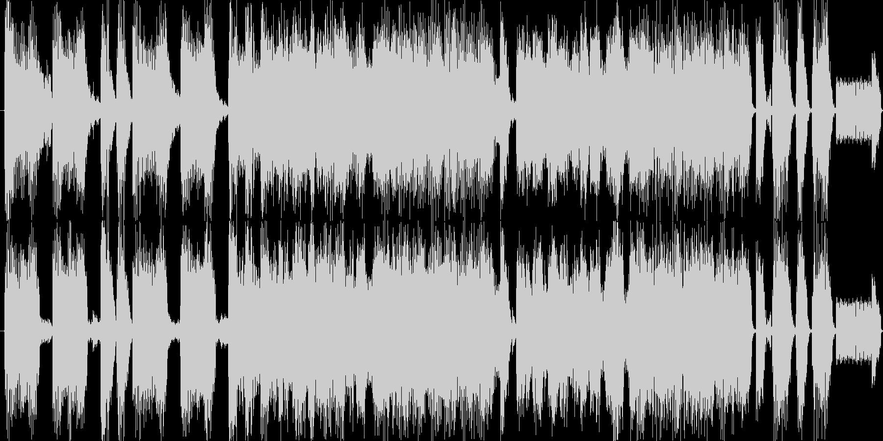 15秒ロック楽曲勢いすごい。の未再生の波形