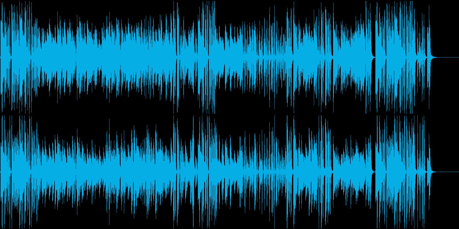 ジャズピアノソロ 使いやすい定番ジャズ風の再生済みの波形
