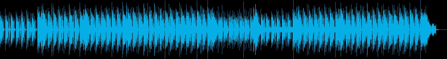 明るく陽気なファンクミュージック!の再生済みの波形