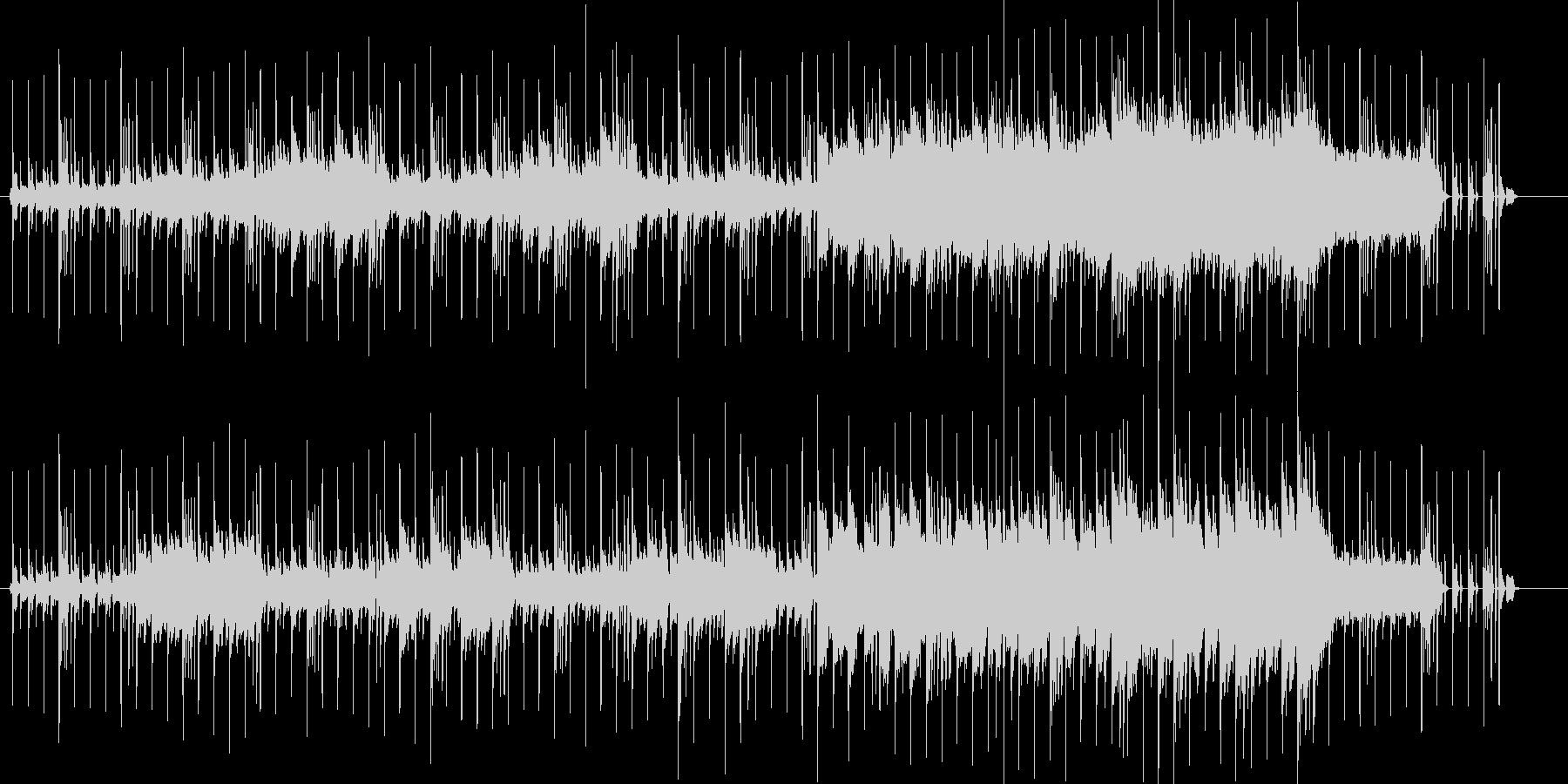 リズムシンセサイザーギター爽やかだが…の未再生の波形