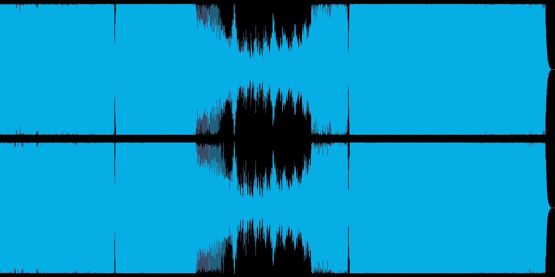 穏やかで切ないプログレッシブハウス。の再生済みの波形