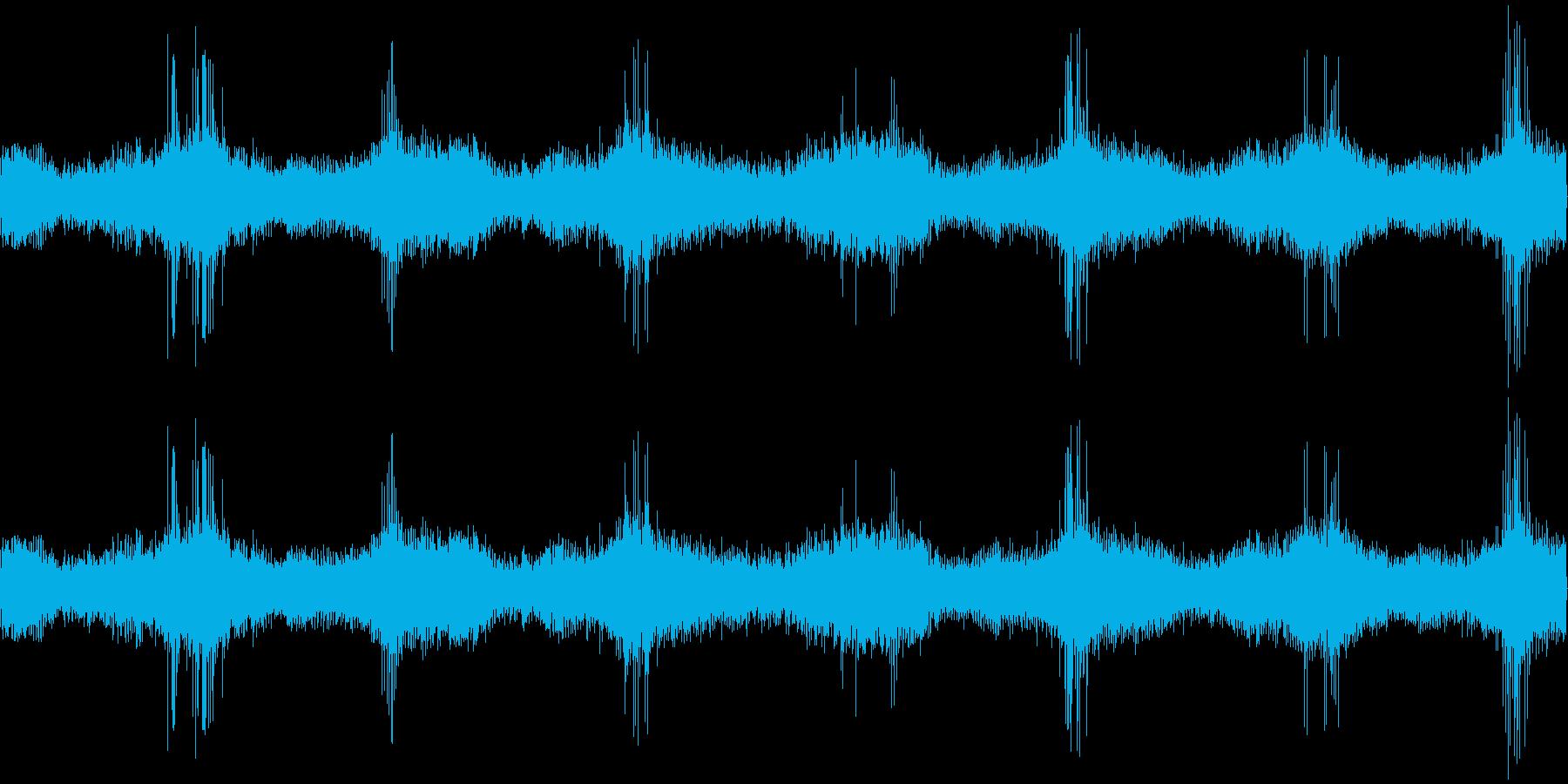 効果音、 電流③の再生済みの波形