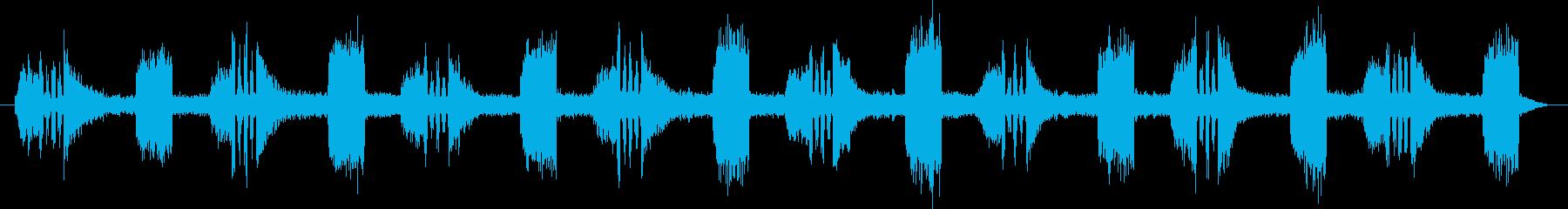 ブワワッワーブワワッワ… (パワー充電)の再生済みの波形