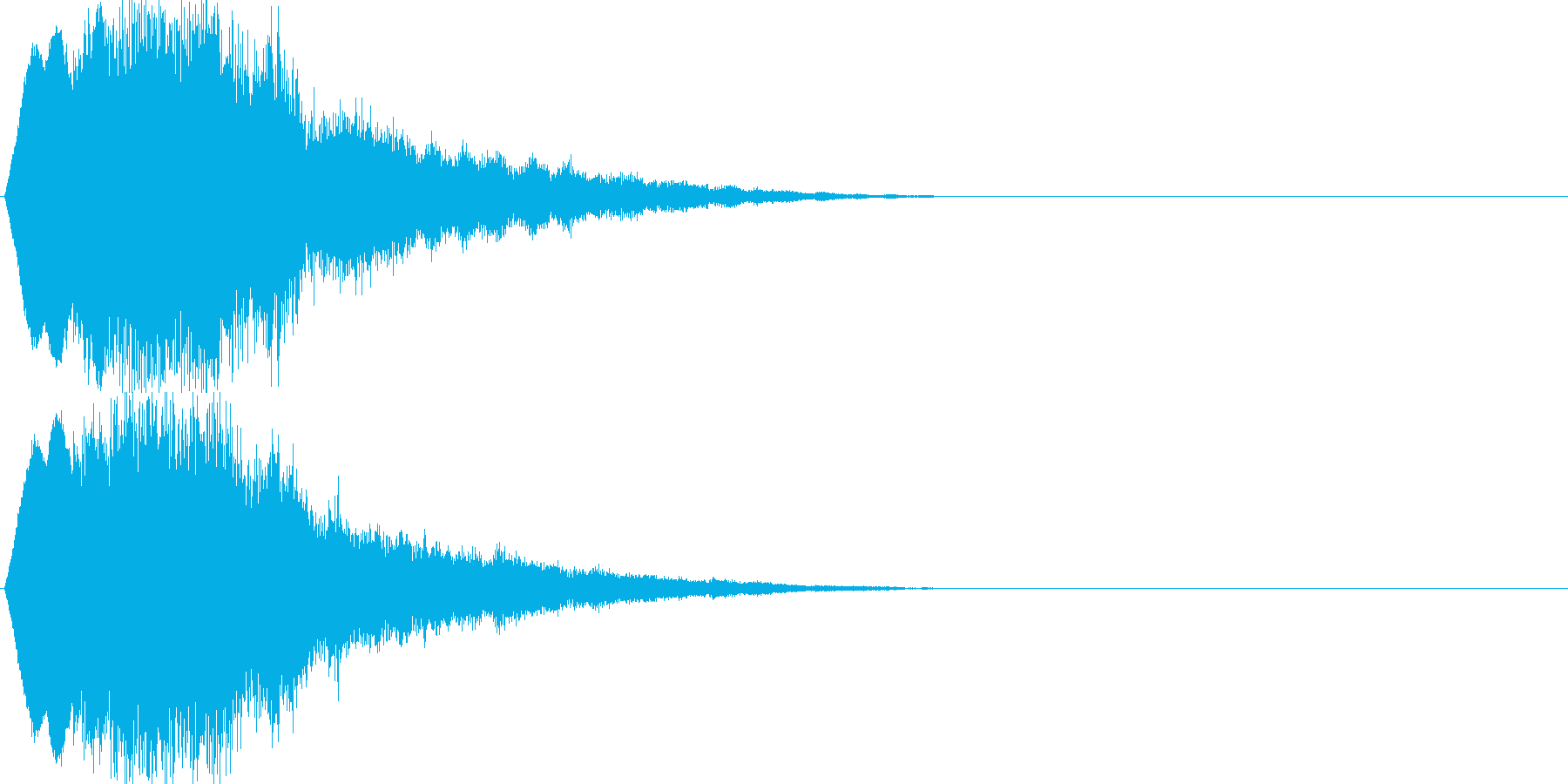 【ティロリン】ゲット アイテム【シャキンの再生済みの波形