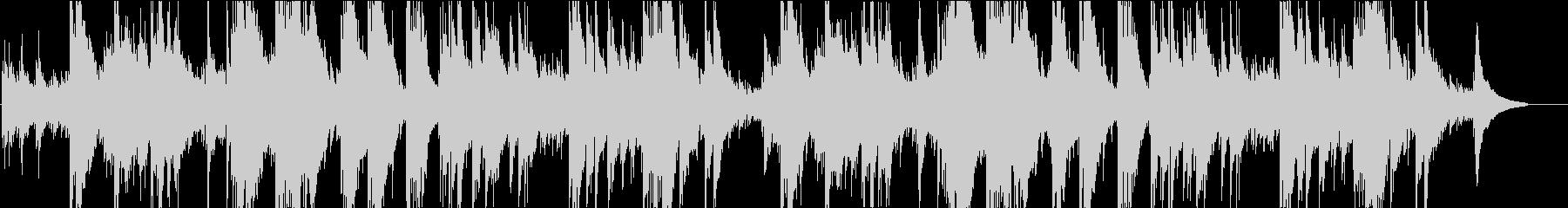 アコースティックギターソロ(EPfなし)の未再生の波形