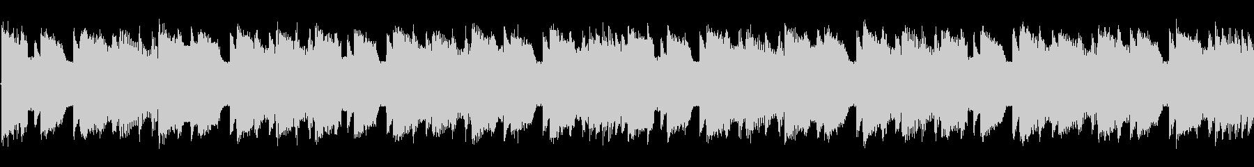 チップチューンの軽快な短いループ4の未再生の波形