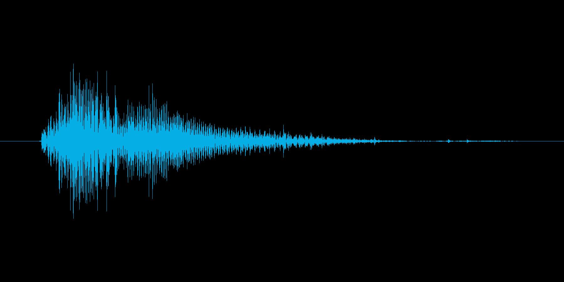 うぐっ!(Type-E)の再生済みの波形