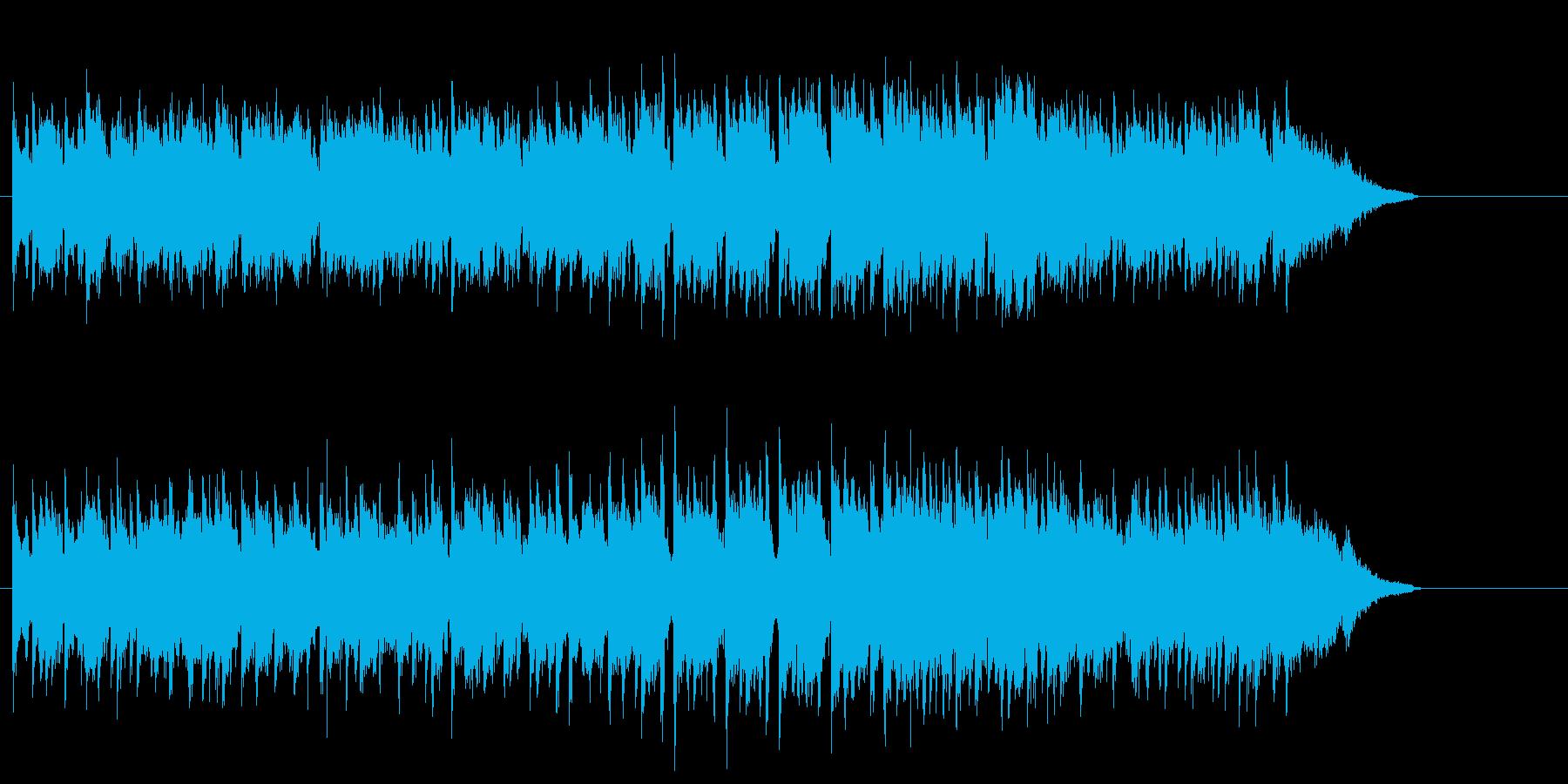 妖艶なマイナー・ムード・ミュージックの再生済みの波形