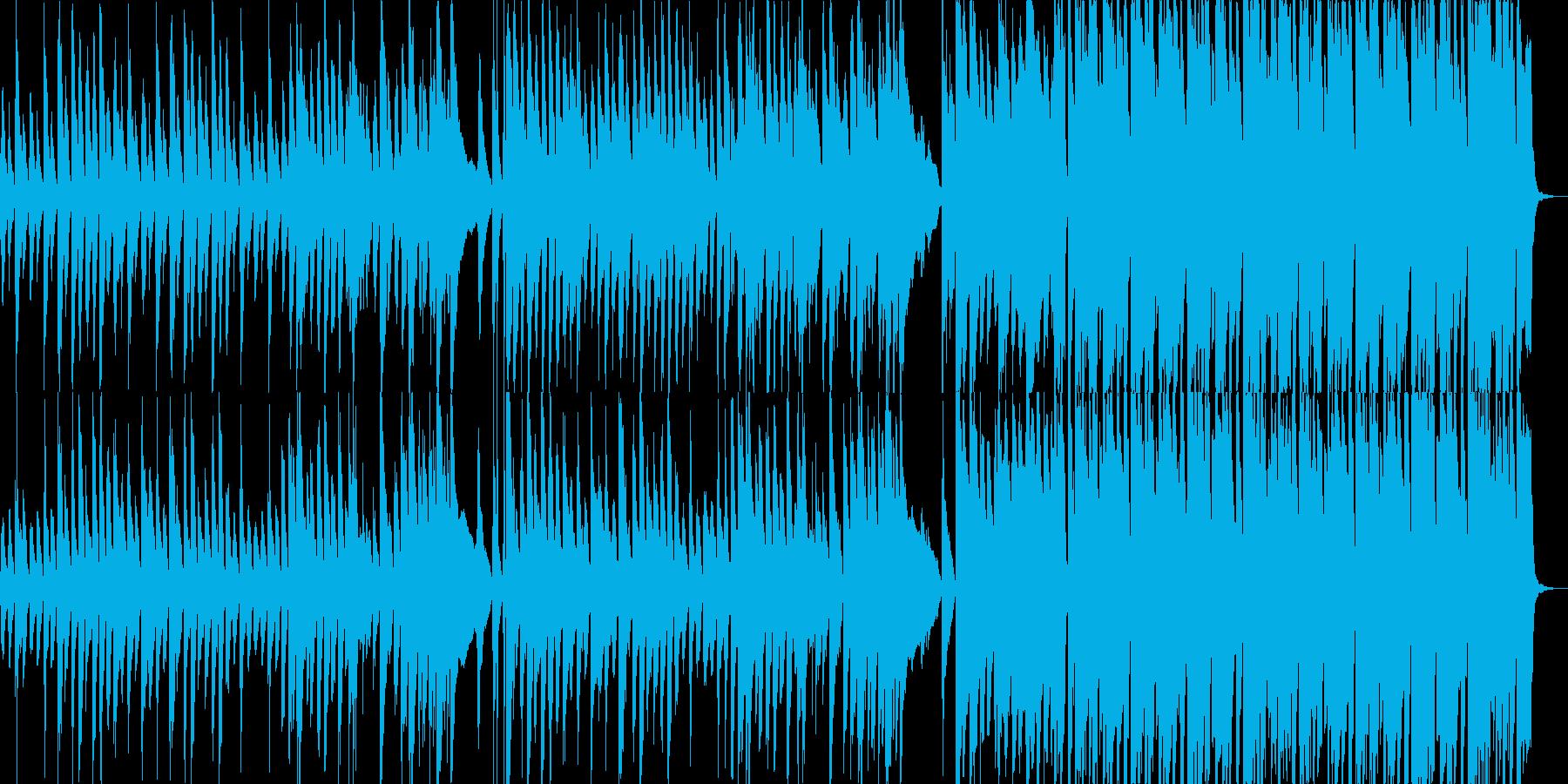 さわやかで日常的なピアノポップの再生済みの波形